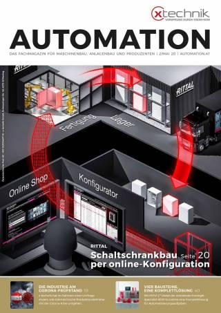 Automation Ausgabe 2/Mai 2020