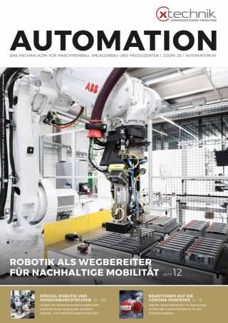 Automation Ausgabe 3/Juni 2020