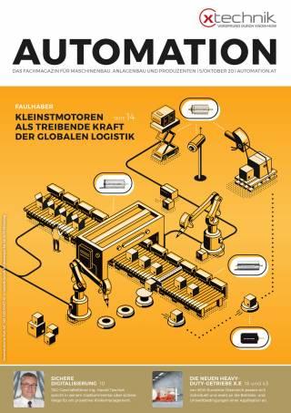 Automation Ausgabe 5/Oktober 2020