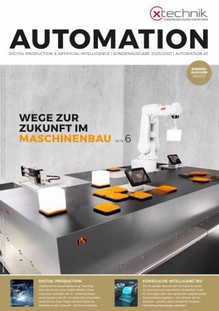 Automation Ausgabe Sonderausgabe