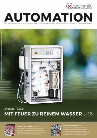 Automation Ausgabe 3/Mai 2021