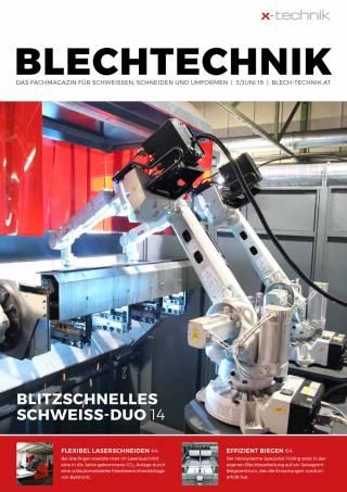 Blechtechnik Ausgabe 3/Juni 2019