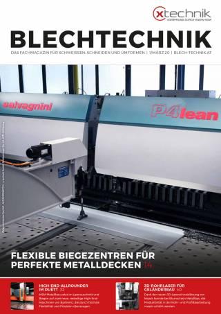 Blechtechnik Ausgabe 1/März 2020