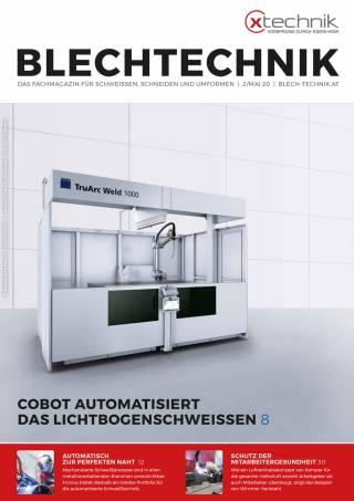 Blechtechnik Ausgabe 2/Mai 2020