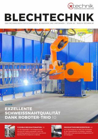 Blechtechnik Ausgabe 3/Juni 2020