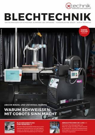 Blechtechnik Ausgabe Sonderausgabe