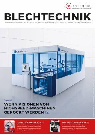 Blechtechnik Ausgabe 2/Mai 2021
