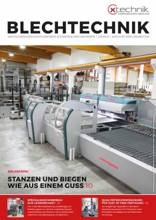 Blechtechnik Ausgabe 3/Juni 2021