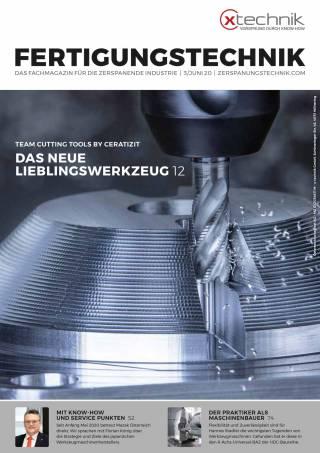 Fertigungstechnik Ausgabe 3/Juni 2020