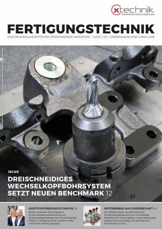Fertigungstechnik Ausgabe 5/Oktober 2020