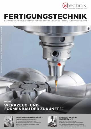 Fertigungstechnik Ausgabe 6/November 2020
