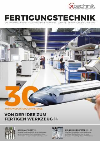 Fertigungstechnik Ausgabe 2/Mai 2021