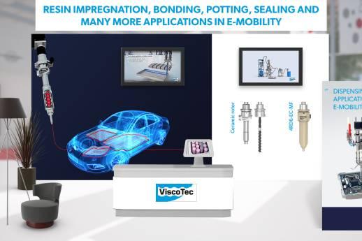 Dispensing Expo: Dosieren virtuell erleben
