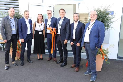 Kübler-Büro in Tobaj offiziell eröffnet