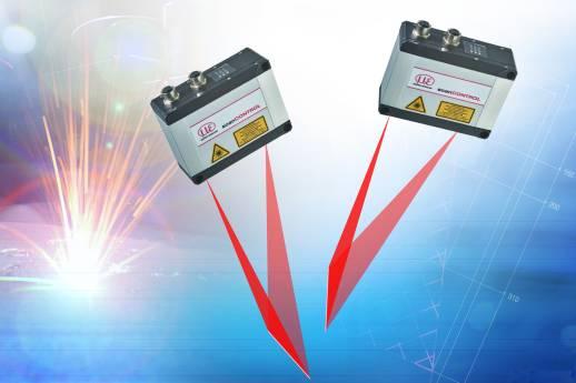 Laser-Scanner für große Messbereiche