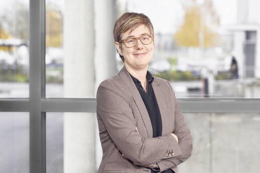 Kathrin Rüschenschmidt gewinnt den Engineer Powerwoman Award 2021