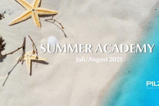 Pilz Summer Academy 2021