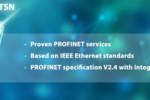 TSN und Security-Erweiterungen in PROFINET V2.4 Spezifikation