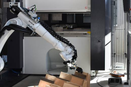 Biege-Automatisierung beflügelt Orientierung
