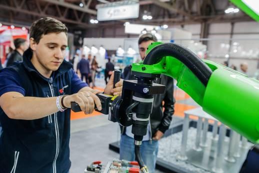 EMO MILANO 2021 stellt vor: The Magic World of Metalworking