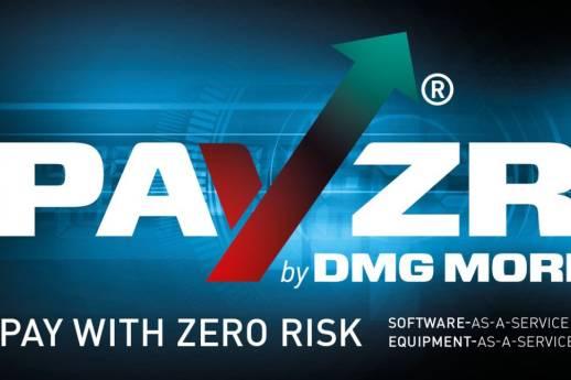 DMG MORI startet Subscription-Geschäft mit PAYZR