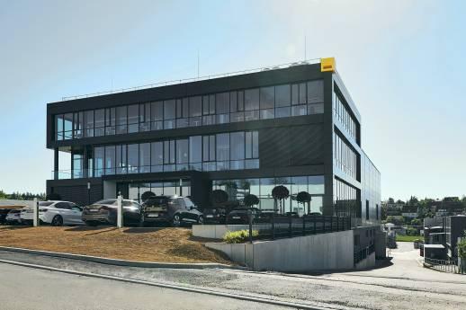 Sandvik Coromant Center in Renningen öffnet seine Türen