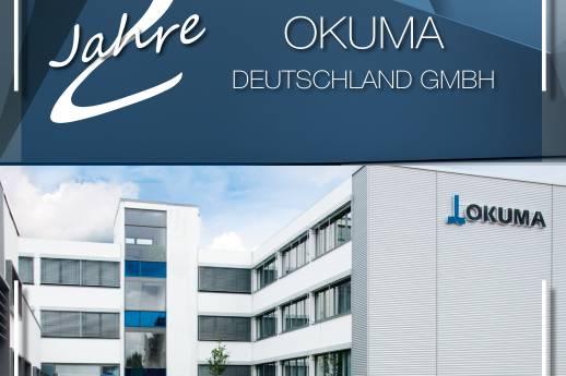 Zwei Jahre Okuma Deutschland im Zeichen des Kunden