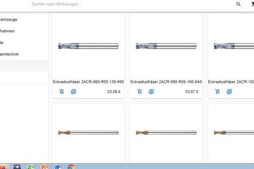 Neue Plattform für den Werkzeugeinkauf