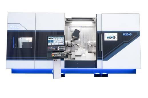 WFL auf der EMO 2021: Automation, Konnektivität und geballte Maschinenpower