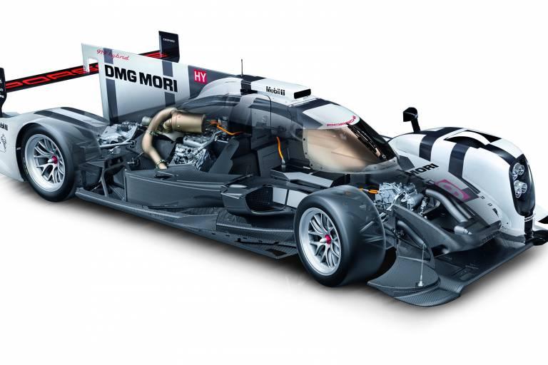DMG MORI und Porsche