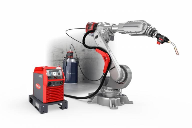 CMT-Upgrade für TPS/i Robotics