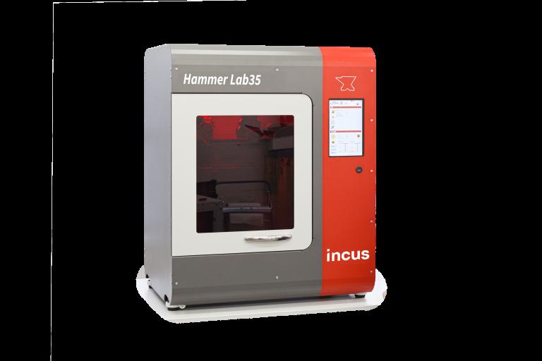 Die Incus Hammer Lab35-Maschine