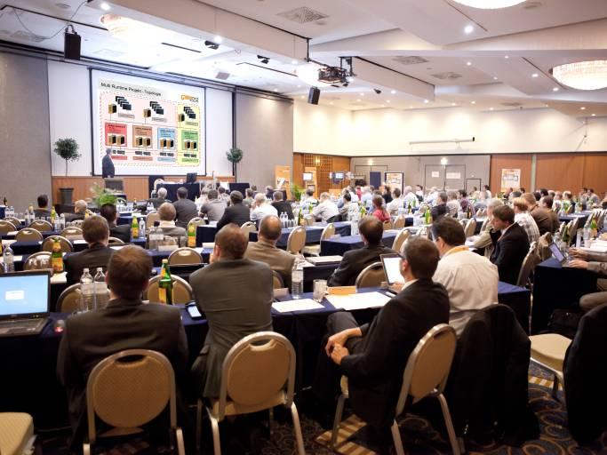 Das B&R User Meeting bietet ein informatives Programm für technisch Interessierte aus dem Maschinen- und Anlagenbau.