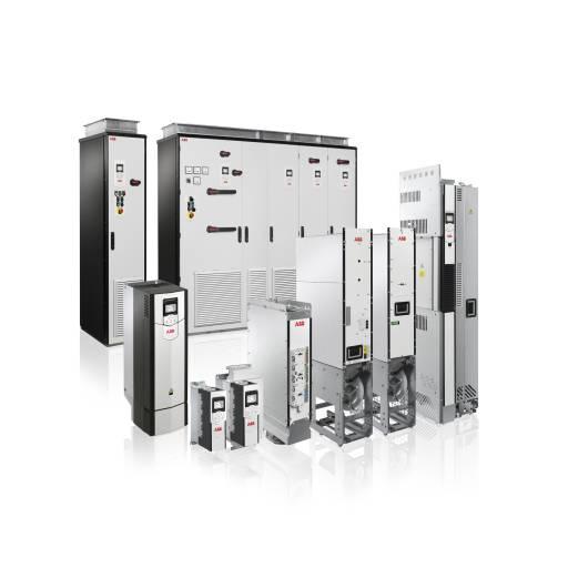 Der ACS880-Familie ist für anspruchsvolle Anwendungen in nahezu allen Industriebereichen.
