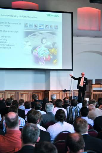Am 20. Juni 2013 können Teilnehmer der Siemens PLM Connection 2013  in Steyregg hautnah den aktuellen Stand der integrierten Produktentwicklung und -herstellung erleben.
