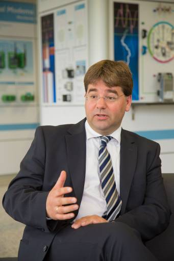 Thomas Lutzky, Geschäftsführer Phoenix Contact Österreich