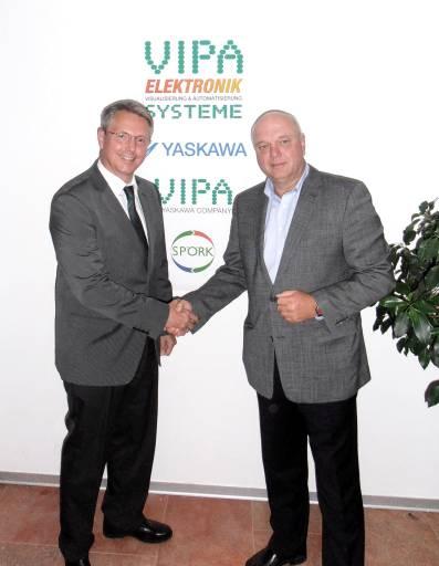 Die Kooperation zwischen SPÖRK und VIPA wird vor allem im Projektgeschäft liegen und soll eine optimale Abstimmung in der Kundenbetreuung gewährleisten.