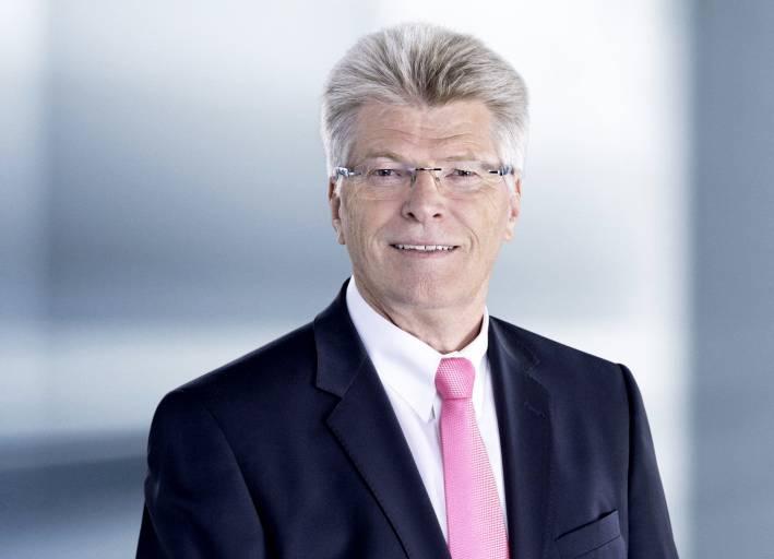 Friedhelm Loh, Vorstandsvorsitzender der Friedhelm Loh Group.