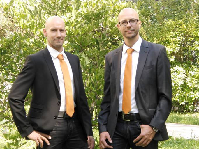 Ing. Mag.(FH) Stefan Perg und Markus Piffer sind die Leiter des neuen Fachbereiches Vision Systeme bei AUTFORCE.
