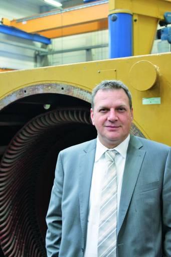 Ralph Herrle ist neben Ralf Dietrich neuer Geschäftsführer der Tochter der Baumüller Gruppe Baumüller Reparaturwerk GmbH & Co. KG.
