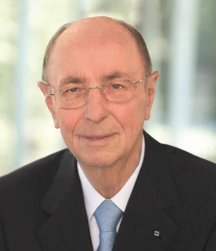Professor Berthold Leibinger war über 40 Jahre geschäftsführender Gesellschafter der Truimpf-Gruppe. Dem Aufsichtsrat stand er ab 2005 vor.
