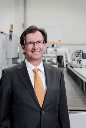 DI Betriebswirt Armin Stolzer – Allein-Geschäftsführer der KASTO Maschinenbau GmbH & CO. KG.
