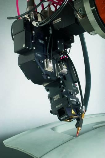 ALO - die adaptive Laserbearbeitungsoptik von Scansonic.