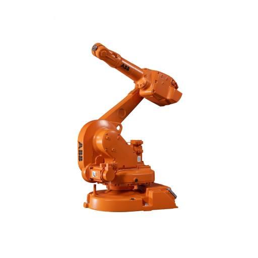 Höhere Handhabungskapazität, ausgezeichnete Zykluszeiten und Genauigkeit bieten Mehrwert für den bewährten Roboter IRB 1600.