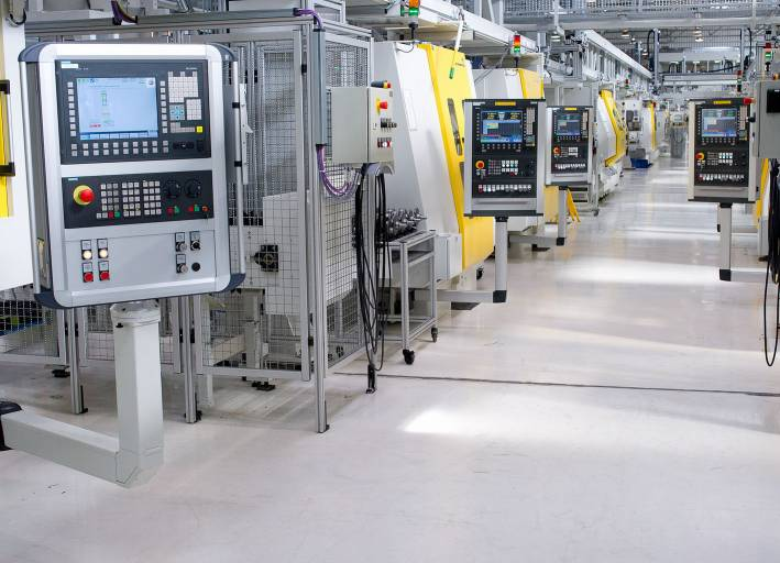 Mit der Produkt-Suite 'Sinumerik Integrate for Production' bietet Siemens eine Softwareplattform, mit der sowohl Maschinenhersteller als auch Endkunden ihre Produktivität in Produktion und Service steigern können.