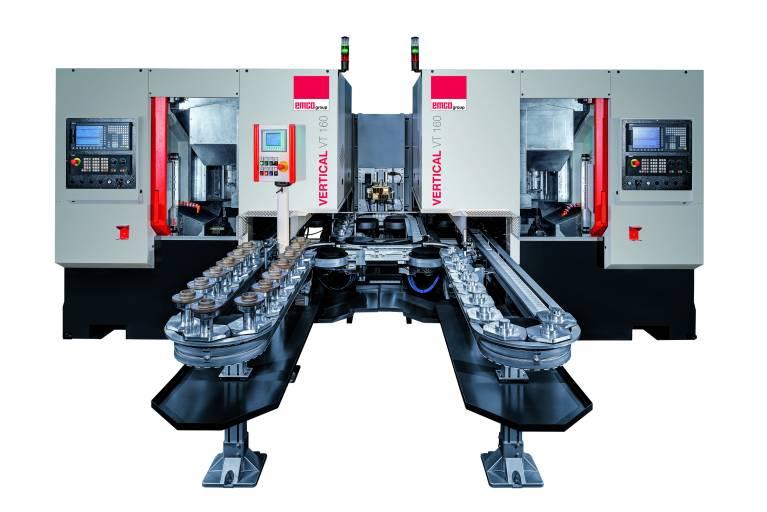 VT 160 Duozelle - alle technischen Herausforderungen der Duozelle sind hier realisiert.