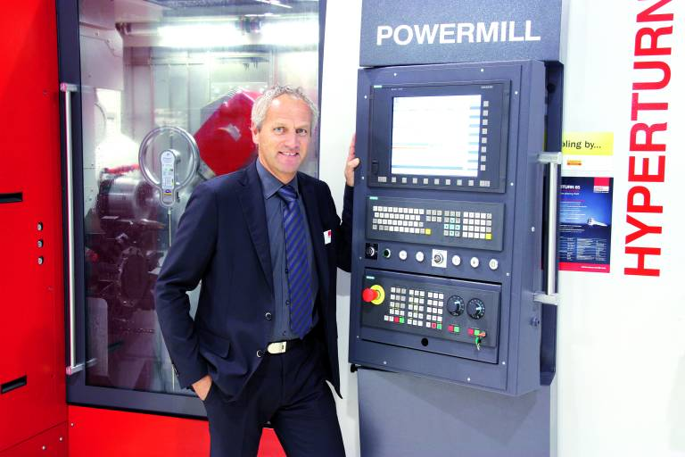 Gerhard Meisl, Leitung Produktmanagement  EMCO Maier GmbH