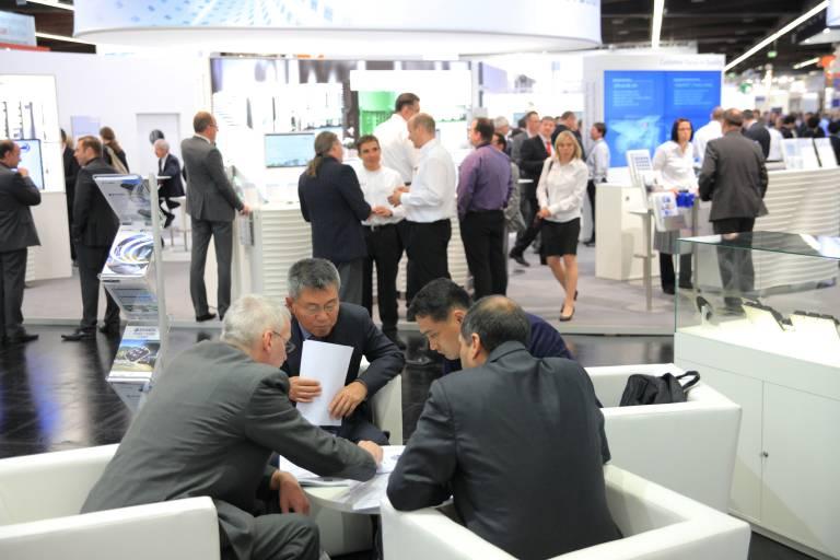 PCIM Europe in Nürnberg, internationale Fachmesse und Konferenz für Leistungselektronik, Intelligente Antriebstechnik, Erneuerbare Energie und Energiemanagement