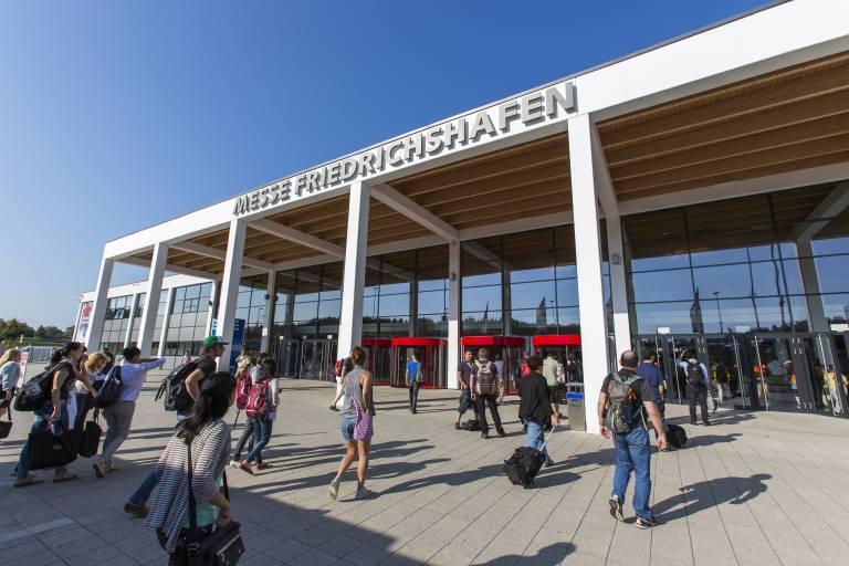 Die all about automation in Friedrichshafen ist die Automatisierungstechnik-Regionalfachmesse für den Bodensee-Raum.