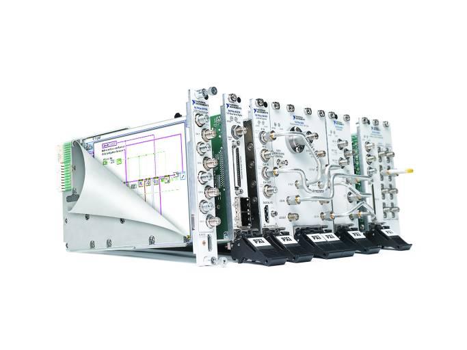 Neue softwaredesignte Messgeräte von NI definieren Funktionsumfang von Oszilloskopen, RF-Signalanalysatoren und Messgeräten für serielle Hochgeschwindigkeitsprotokolle neu.
